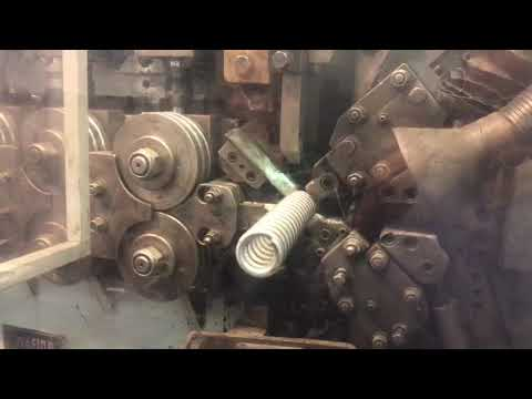 * STEINFELS KG * has for sale a Wafios FUL10 spring coiling machine