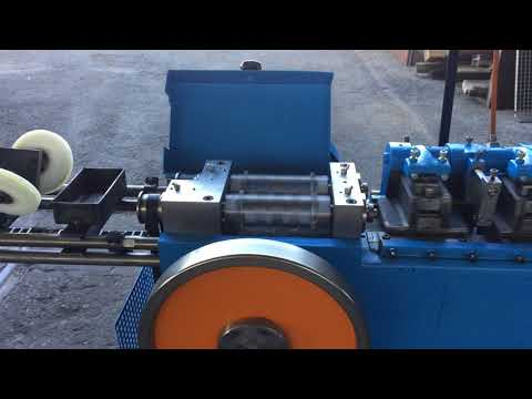 * STEINFELS KG * has for sale a Bundgens UD2 straightening and cutting machine