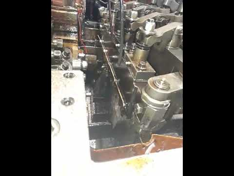 * STEINFELS KG * has for sale a Sacma SP37 boltmaker 4 die 4 blow