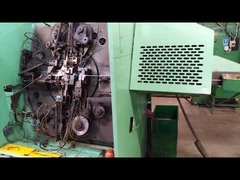 * STEINFELS KG * has for sale Bihler GRM50 wire and strip bending machine