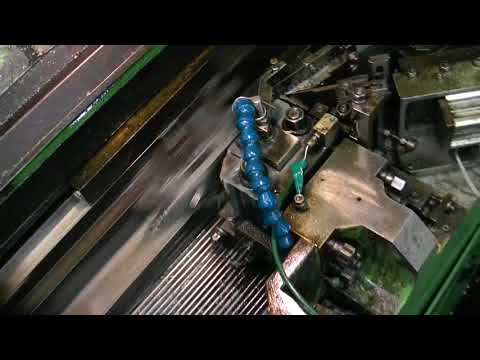 * STEINFELS KG * has for sale a TLM Tortona RP8 flat die thread rolling machine