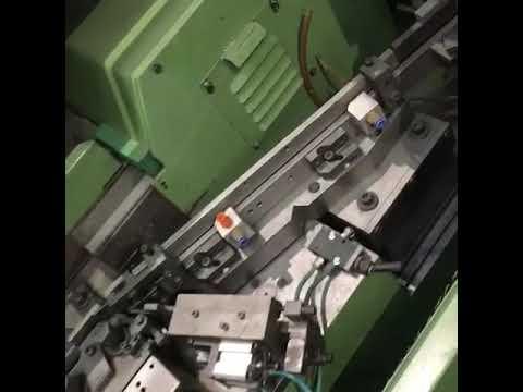 * STEINFELS KG * has for sale a TLM RP4 flat die thread rolling machine