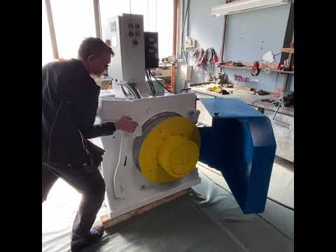 * STEINFELS KG * has for sale a RMG 67-20143-66 - pre drawing machine