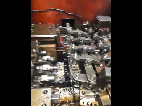 * STEINFELS KG * has for sale a Sacma SP27 boltmaker 4 die 4 blow