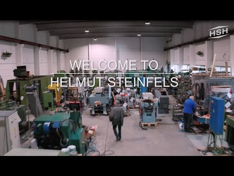 HSH STEINFELS your #1 DEALER for used WIRE and FASTENER MACHINERY