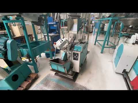 * STEINFELS KG * has for sale a Hilgeland ME2V - trimming machine for hexagonal screw heads