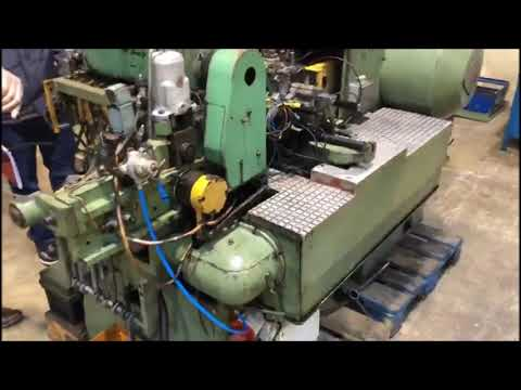 * STEINFELS KG * has for sale a Lachaussee 712 8 die - 8 blow transfer header