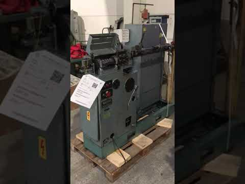 * STEINFELS KG * has for sale a Wafios R1 Straight and Cut machine