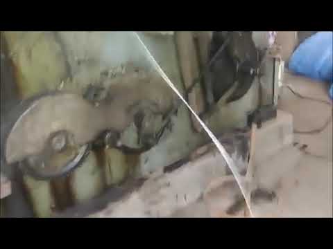 * STEINFELS KG * has for sale a Jäger NSA mesh welder