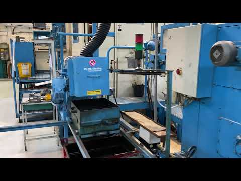 * STEINFELS KG * has for sale a National Formax FX54M - 4 die - 4 blow transfer header for fastener