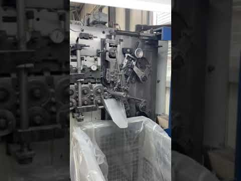 * STEINFELS KG * has for sale a Wafios FUL62 spring coiling machine