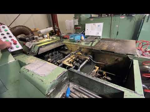 * STEINFELS KG * has for sale a Jern Yao JBF-13B3S - 3 die 3 blow cold header