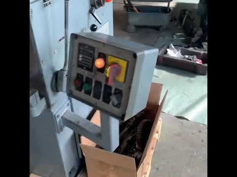 * STEINFELS KG * has for sale a Wafios FS31 spring coiling machine