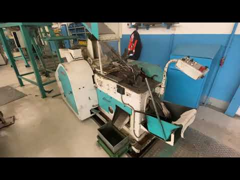 * STEINFELS KG * has for sale a Hilgeland ME4SP - trimming machine for hexagonal heads