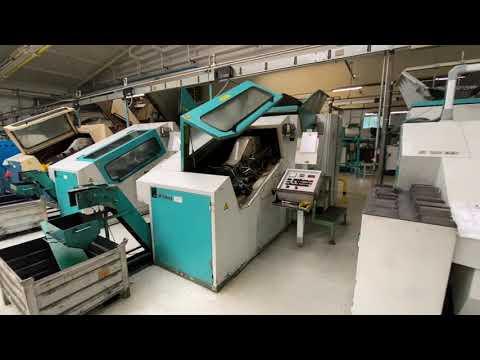 * STEINFELS KG * has for sale a E.W. Menn GW80 form rolling machine