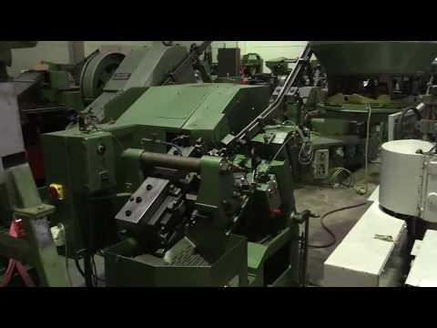 * STEINFELS KG * has for sale a Hilgeland TR3L thread roller for long screws