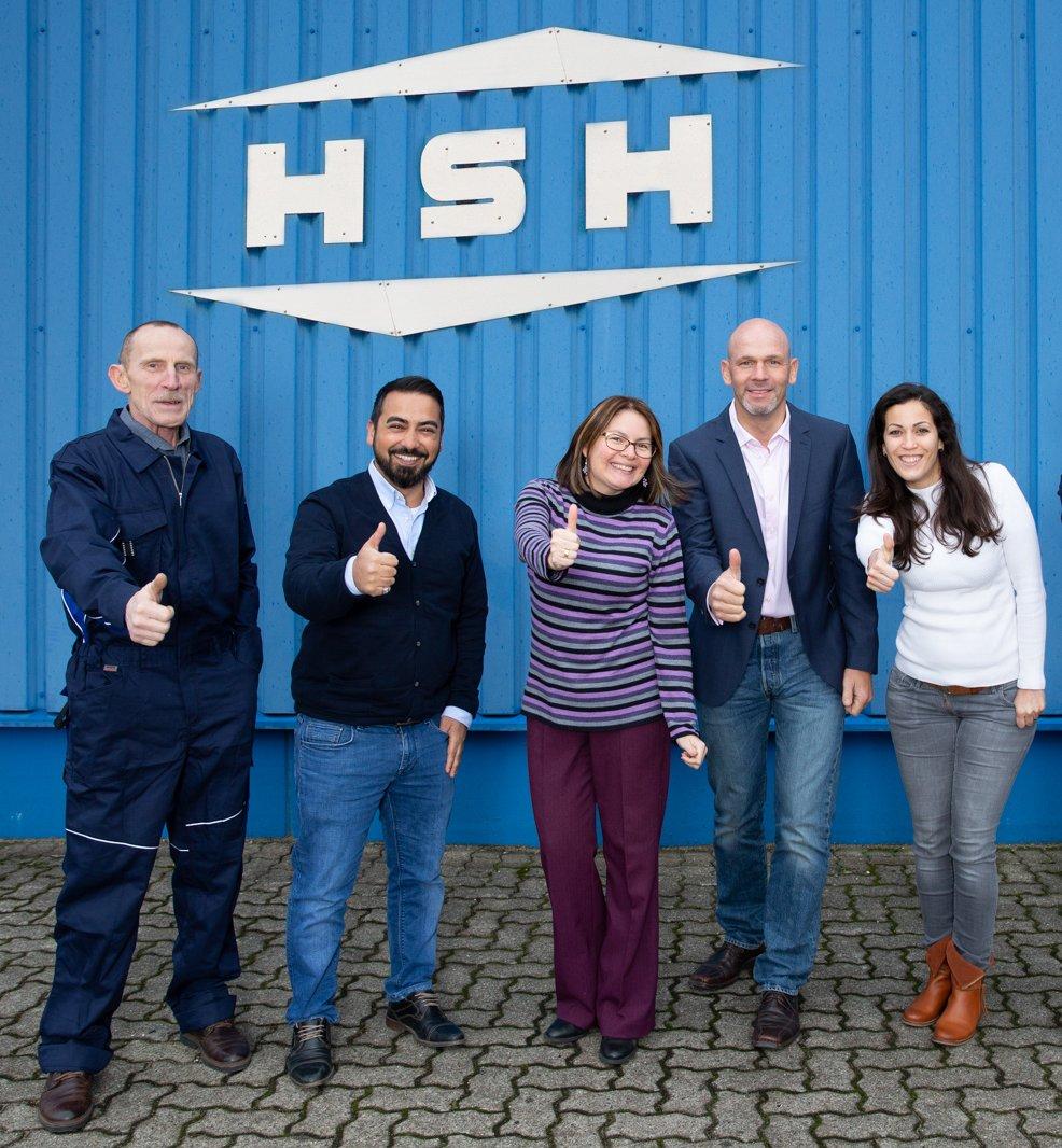 Team - HSH-Steinfels