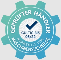 Geprüfter Händler - Maschinensucher.de