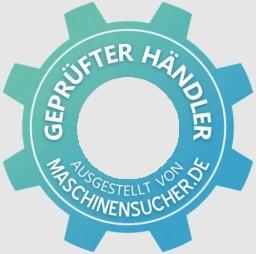 Geprüfter Händler - Maschinensucher.de