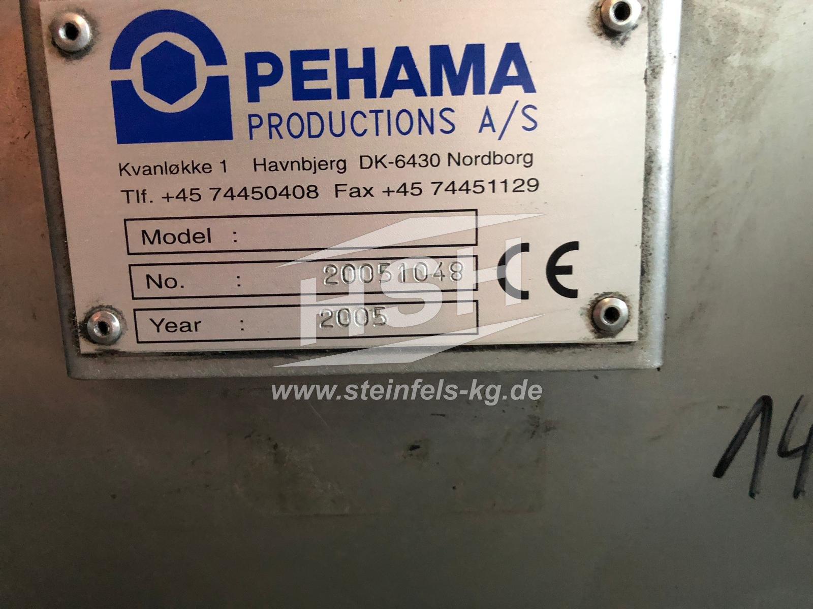 D02L/7772 – PEHAMA – Magnetic-CE – 2005 – 150 mm