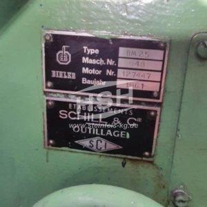 D06E/7895 — BIHLER — RM25 – 1961 – 0,5-2,5 mm