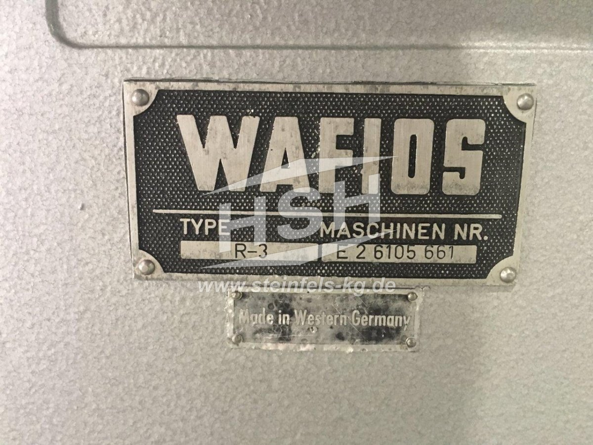 D08L/7425 – WAFIOS – R3 – 1977 – 1,5-7 mm