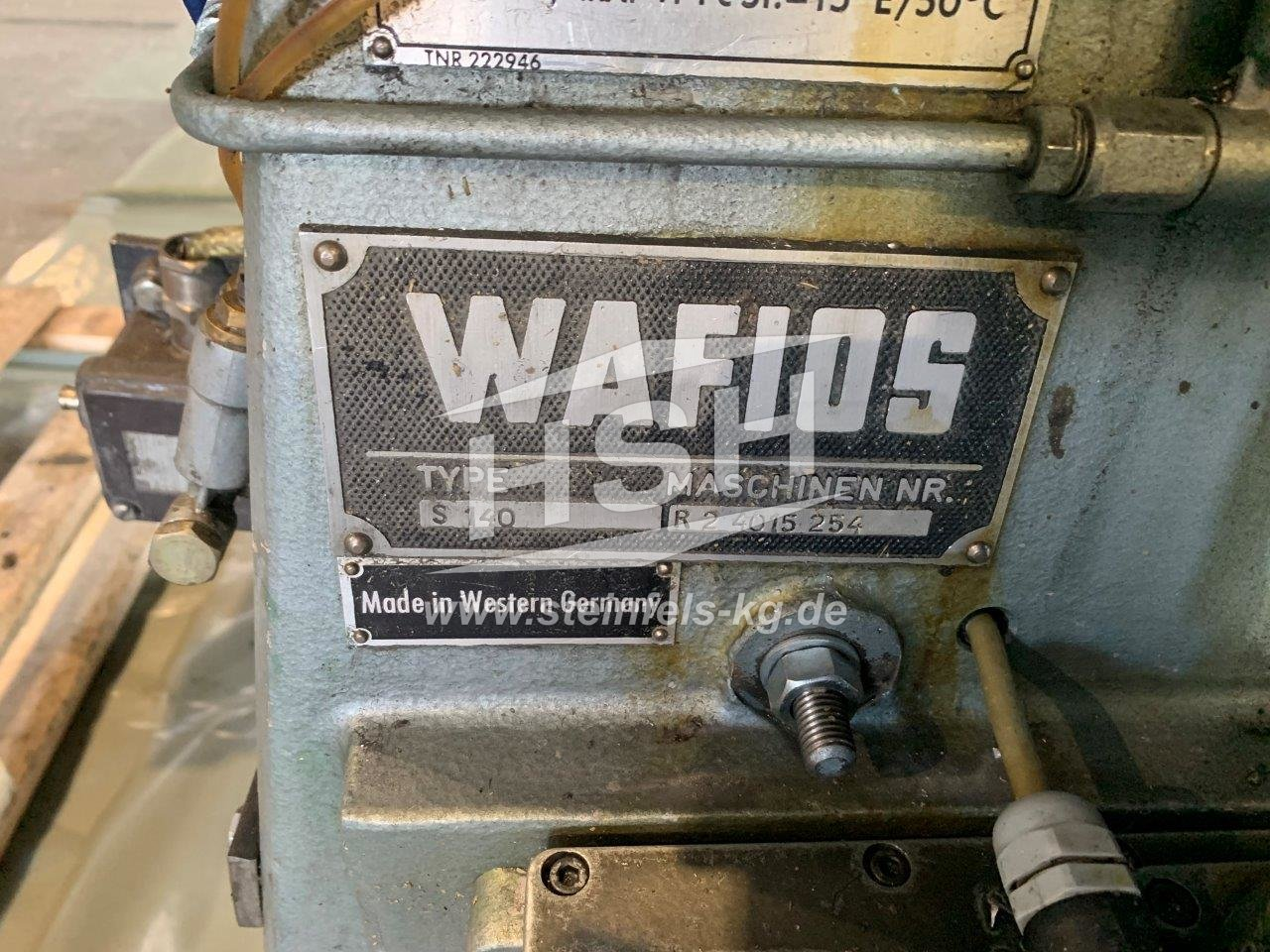D12L/7634 – WAFIOS – S140 – 1979 – 3,1-4,6 mm