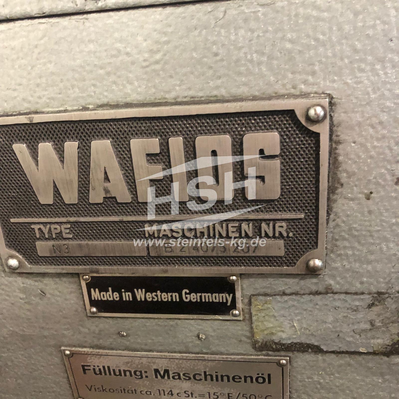 D12L/7722 – WAFIOS – N3 – 1974 – 1,0-2,4 mm