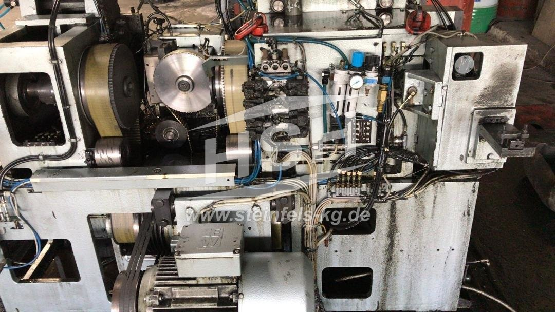 D12L/7776 – WAFIOS – N80L – 1998 – 2,1 - 3,1 mm