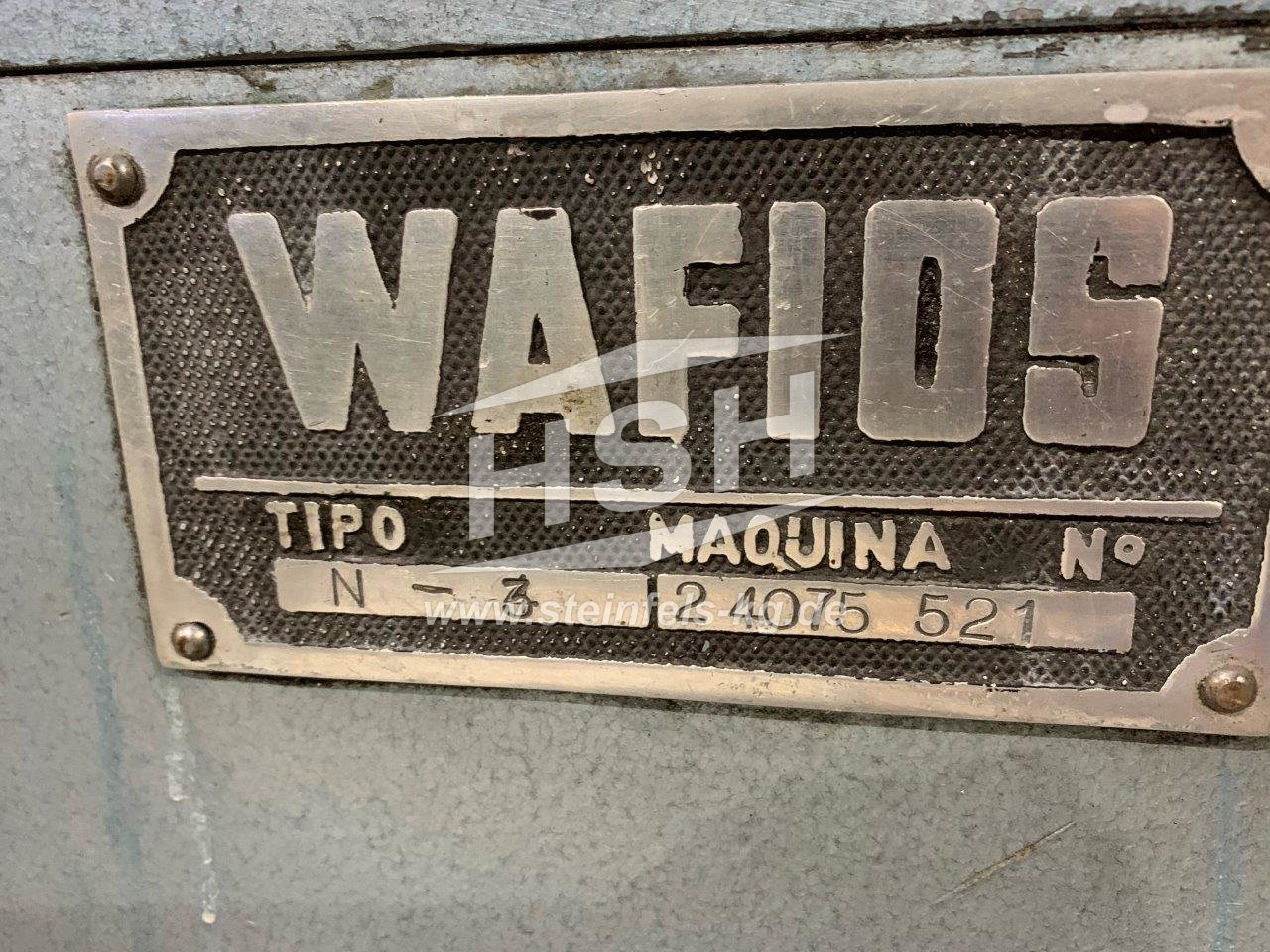 D12L/7802 — WAFIOS — N3 – 1984 – 1,0-2,4 mm
