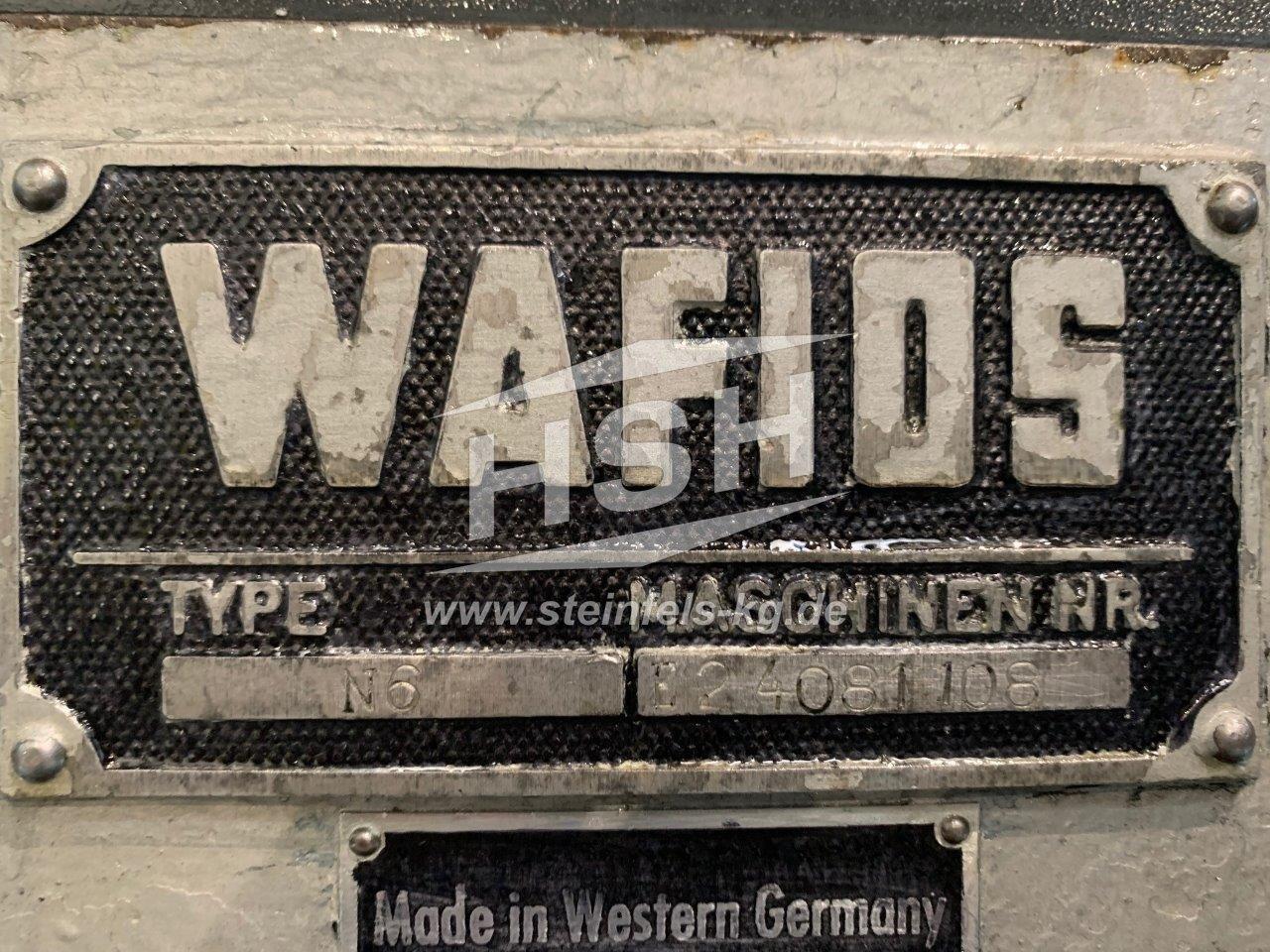 D12L/7911 – WAFIOS – N6 – 1975 – 3,1 - 5,2 mm
