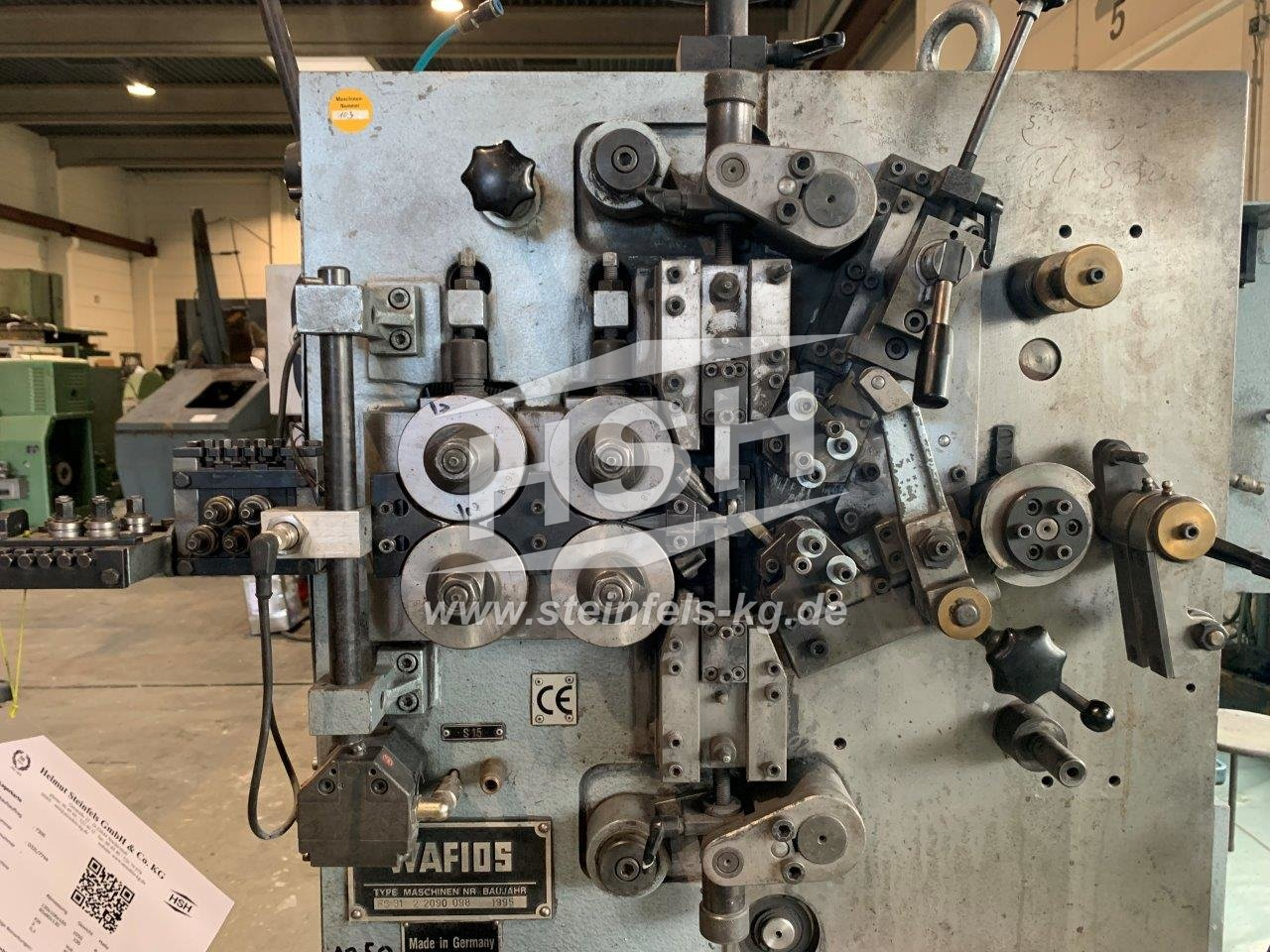D32L/7744 – WAFIOS – FS31 – 1995 – 0,2-1,8 mm