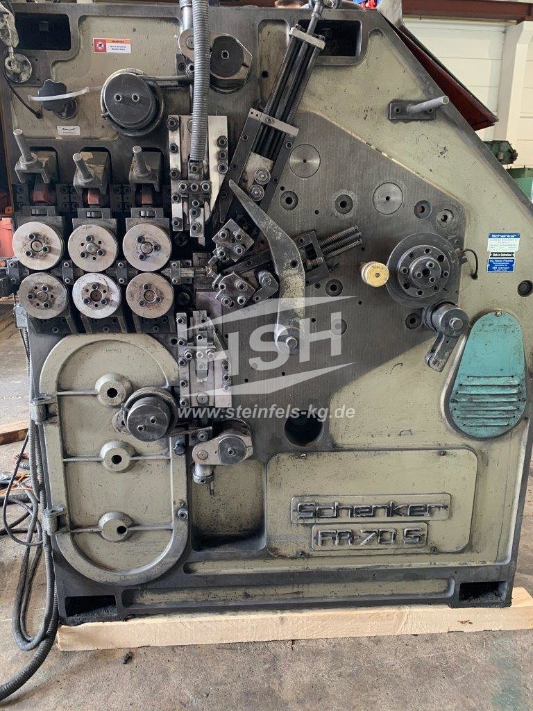 D32L/7869 – SCHENKER – FA-70S – 1977 – 2-7mm