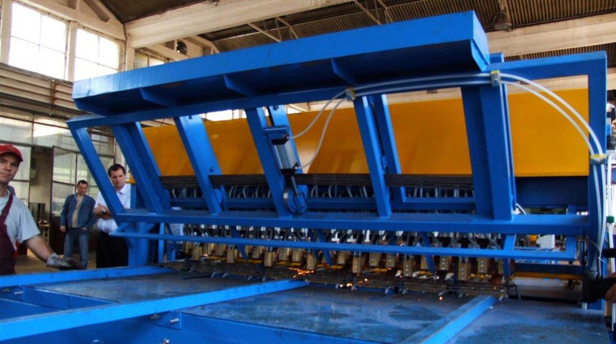 Prometal lipam fil machines souder les treillis - Machine de fabrication de treillis a souder ...