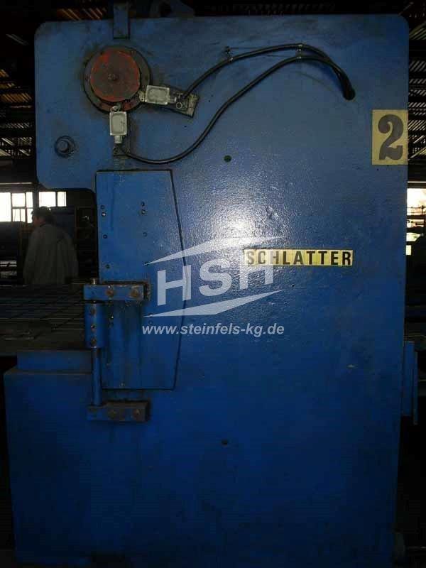 D34E/7542 – SCHLATTER – PG24 – 1977 – 4-10mm