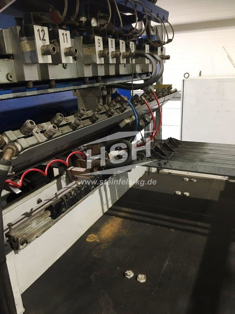 D34L/7794 – SCHLATTER – MG900 – 2003 – 3,0-6,0 mm