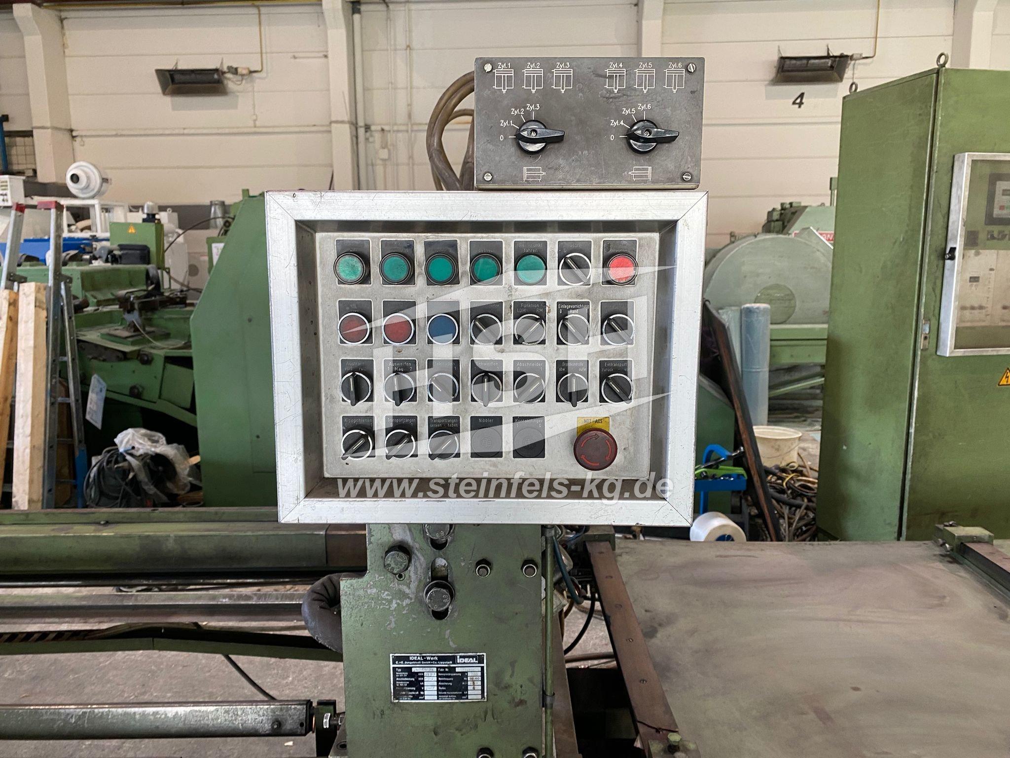 D34L/7968 – IDEAL – GA200/36 – 1990 – 2,5-8 mm