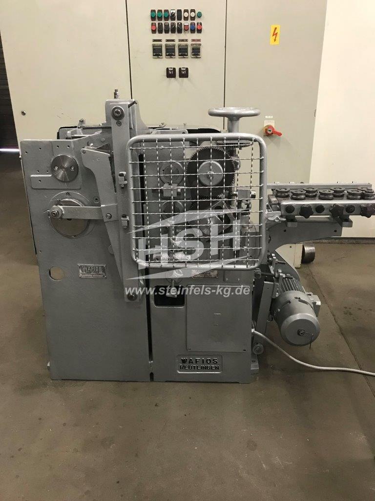 D40I/7696 – WAFIOS – UL1 – 1973 – 1-7 mm
