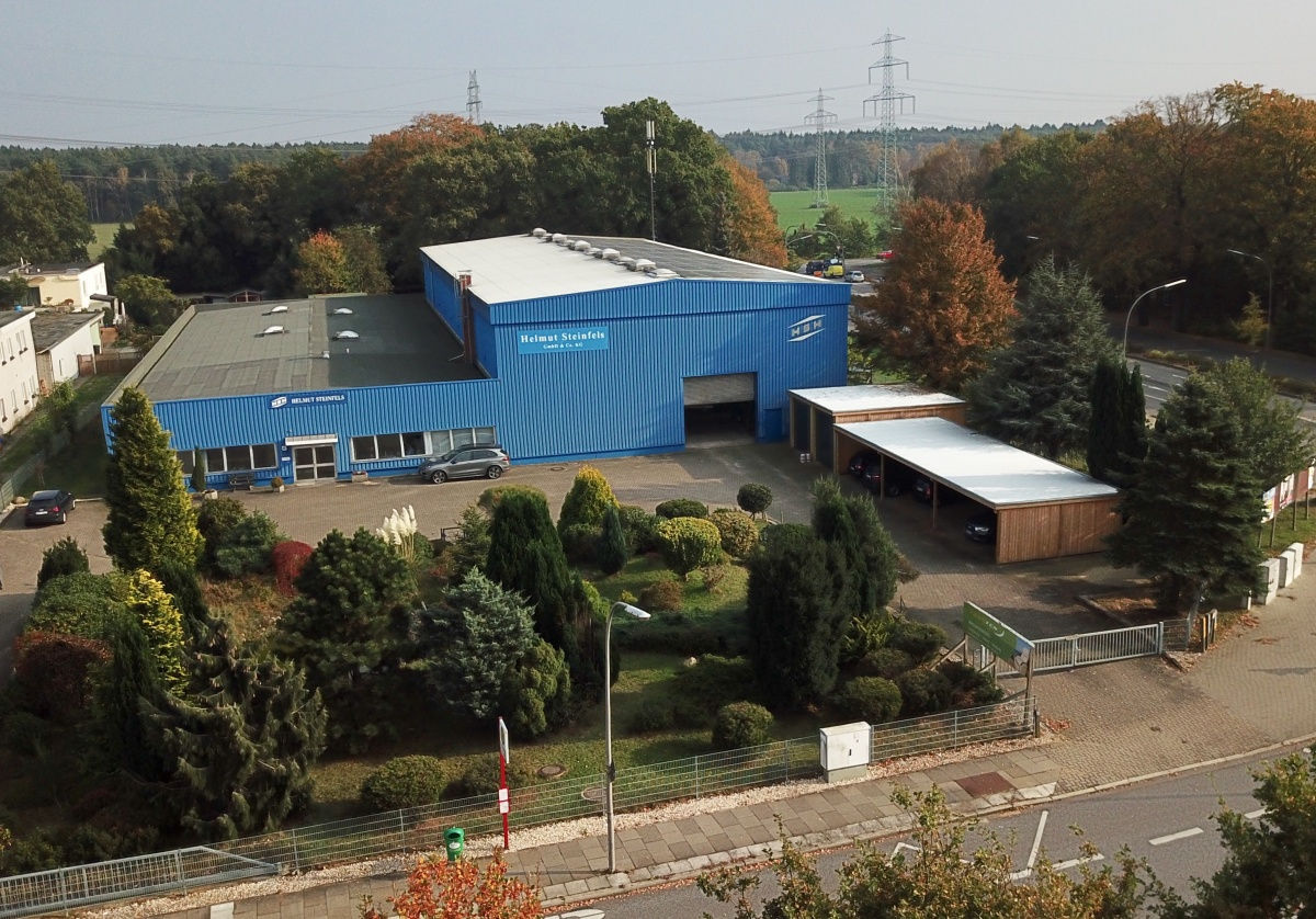HSH Steinfels - Dealer for used machinery for the wire and ...