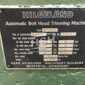 M02L/7649 – HILGELAND – ME4 – 1965 – 6-12 mm