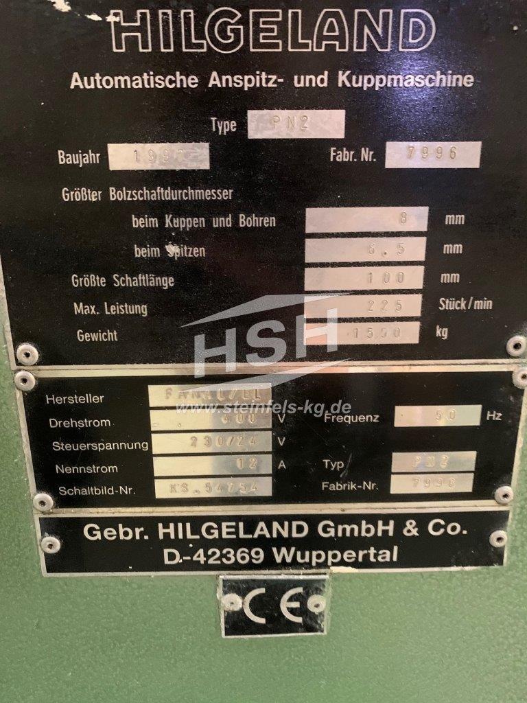 M04L/8408 – HILGELAND – PN2 – 1997 – 1,6-8 mm