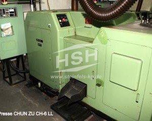 M06I/7438 – CHUN ZU – CH6LL – 1995 – 6,35 mm