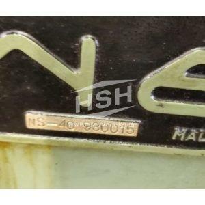 M06I/8250 – NAKASHIMADA – NS40A – 1993 – 4 mm