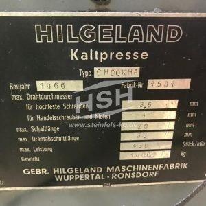 M06L/6990 – HILGELAND – CH00KH – 1969 – 1-4 mm