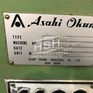 M08I/8229 – ASAHI-OKUMA – AT-650 – 1988 – 6 mm