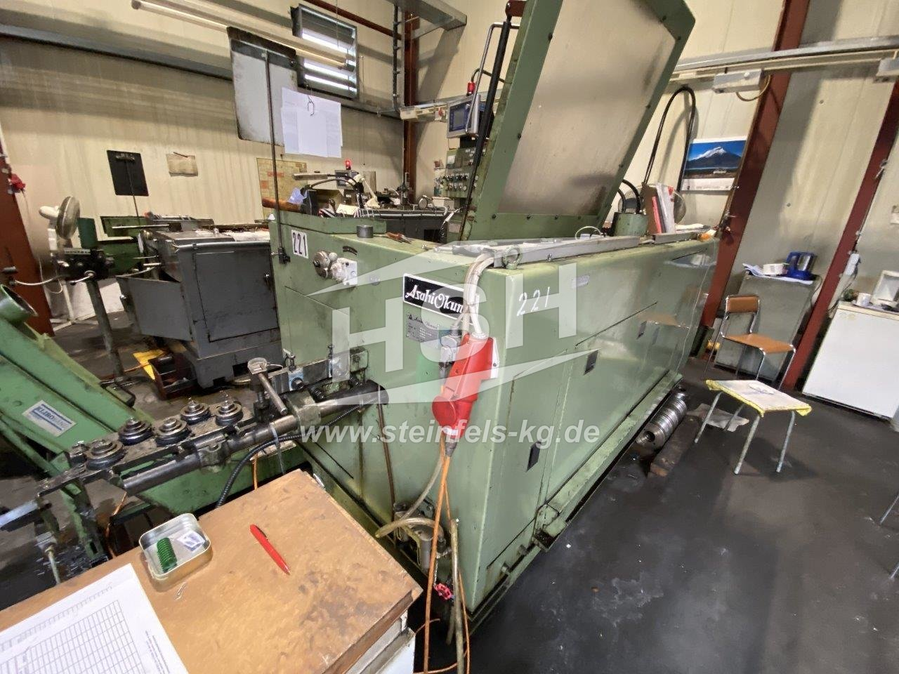 M08I/8441 – ASAHI-OKUMA – AOT-675 – 1988 – 7 mm