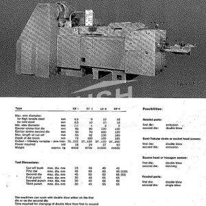 M08L/7162 – HILGELAND – CF5AZ – 1979 – 8-16 mm