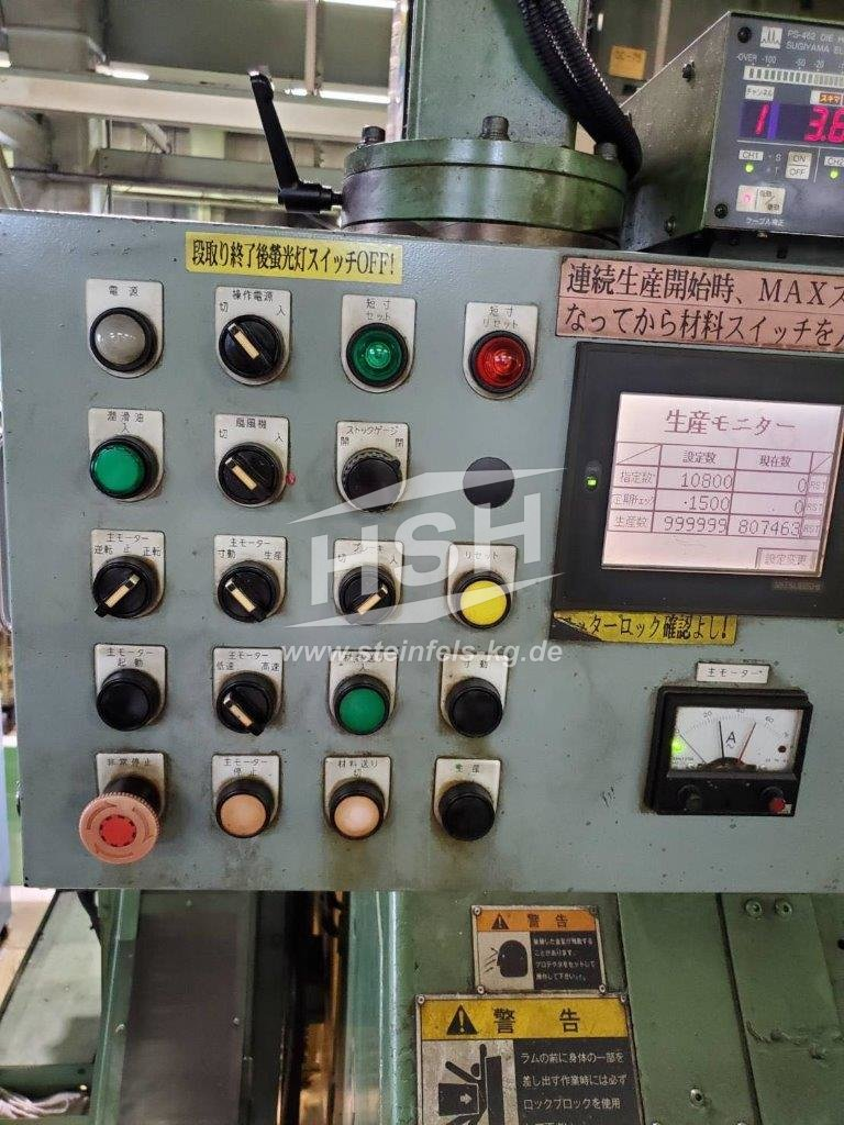 M08U/8502 – SAKAMURA – BP450 M – 1991 – 18 mm