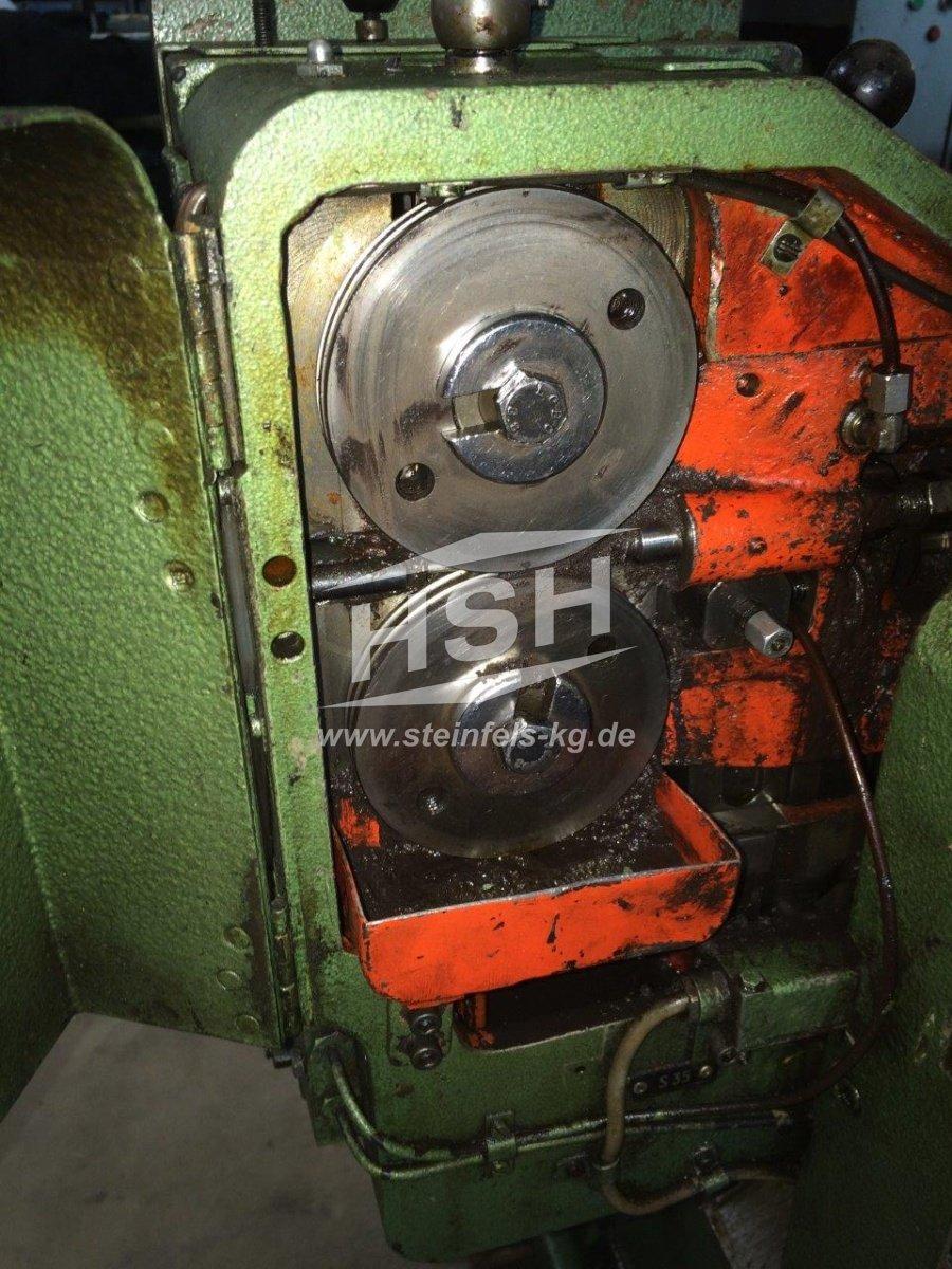 M12L/6389 — HILGELAND — CH00KEA – 1970 – 1-4 mm