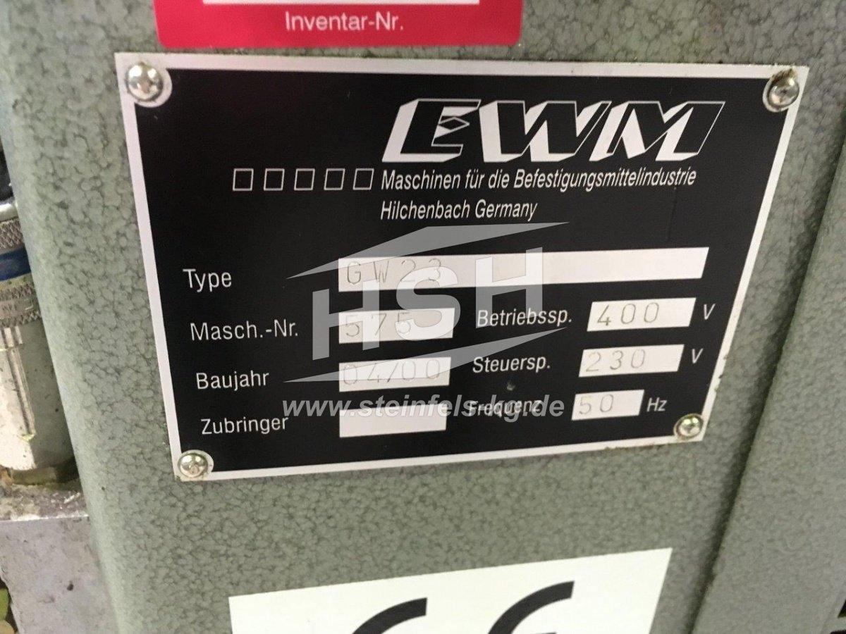 M14L/7679 — MENN — GW23 – 2000 – 0,5- 3 mm